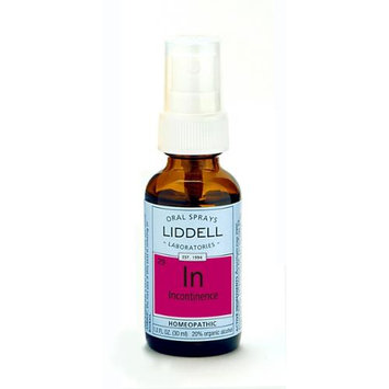 Incontinence by Liddell - 1oz.