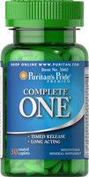 Puritan's Pride Puritan's Pride One Multivitamins Timed Release-30 Caplets