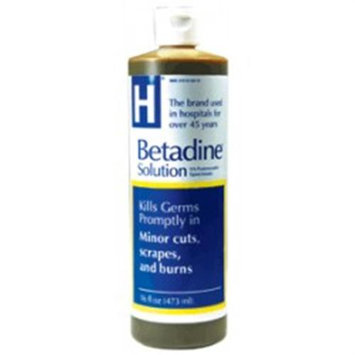 Purdue Frederick Co Purdue Betadine Solution, 16oz