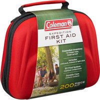Coleman Expedition First Aid Kit - 200 Items