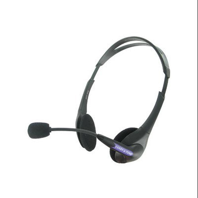Hands-Free Deluxe Headset with Microphone - SM-302