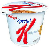 Special K® Kellogg Cereal in a Cup - 12 count case - Cold Cereal