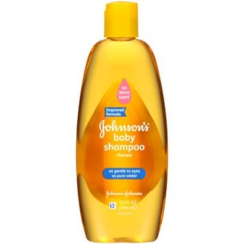 JOHNSON'S baby shampoo