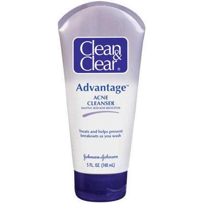 Clean & Clear(R) Advantage(R) Acne Cleanser Cleansers 5 Fl Oz