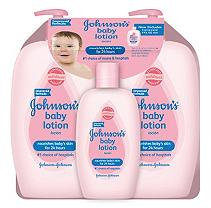 Johnson & Johnson Johnson's Baby Lotion Value Pack (2 - 27 fl. oz, 1 - 9 fl. oz.)
