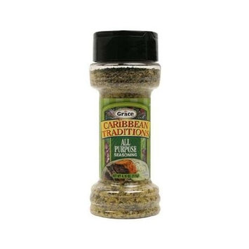 Grace All Purpose Seasoning - 4 Oz