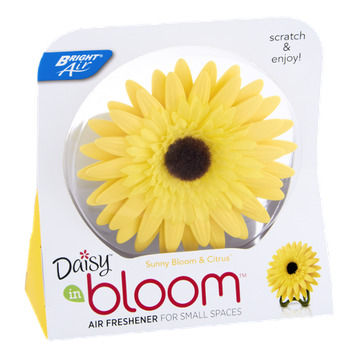 Bright Air Daisy in Bloom Sunny Bloom & Citrus Air Freshener