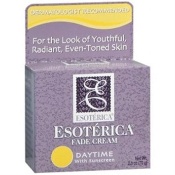 Esoterica Fade Cream Daytime With Sunscreen, 2.5 oz