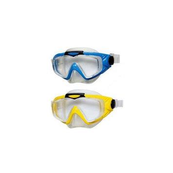 Intex Recreation 55981 Silicone Aqua Pro Mask Assorted Colors