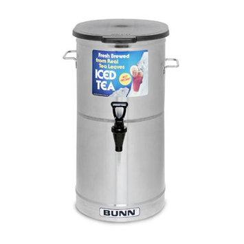 BUNN 34100 0002 TDO 4 RESERVOIR BREW THRU Iced Tea Dispenser HHK0TR0DH-0408