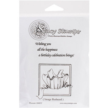 Stacystamps 1008TT Stacy Stamps Cling Mounted Stamps 4 in. X6 in. -Present