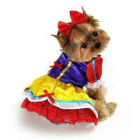 Anit Accessories Anit Large Enchanted Snow Princess Dog Costume