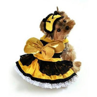 Anit Accessories Anit Extra Small Honey Bee Dog Costume