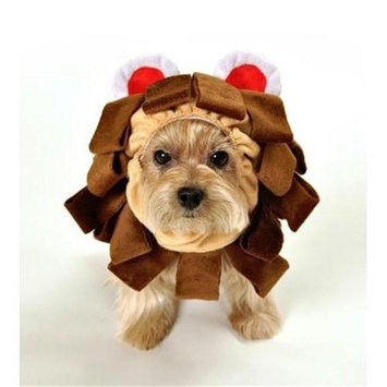 Anit Accessories Lion Dog Costume Size: Small (8-12