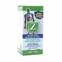 Z Natural Detoxifying Mineral Extract