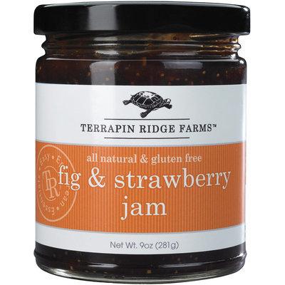 Terrapin Ridge Farms 9045 Strawberry Fig Jam Pack of 3