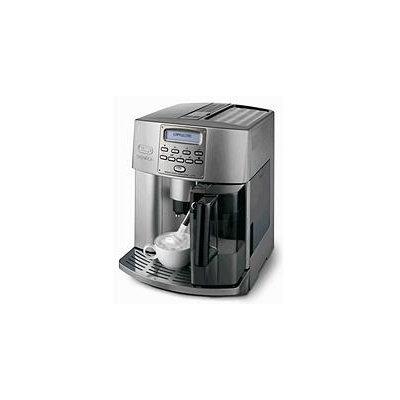 DeLonghi - Magnifica Super Automatic Espresso Machine - Gray