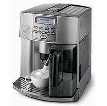 DeLonghi - Magnifica Super Automatic Espresso Machine - Gray