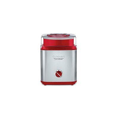 Cuisinart Pure Indulgence 2 Qt. Frozen Yogurt-Sorbet & Ice Cream Maker - Red