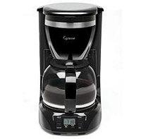 Jura Capresso Black 12 Cup Drip Coffeemaker (424.01)
