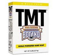 Dial 02561CT Boraxo TMT Powdered Hand Soap- Unscented Powder- 5lb Box- 10/Carton