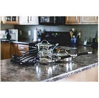 Cuisinart Home Gourmet 13-Piece Stainless Steel Cookware Set