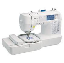 Brother International Sewing and Embroidery Machine