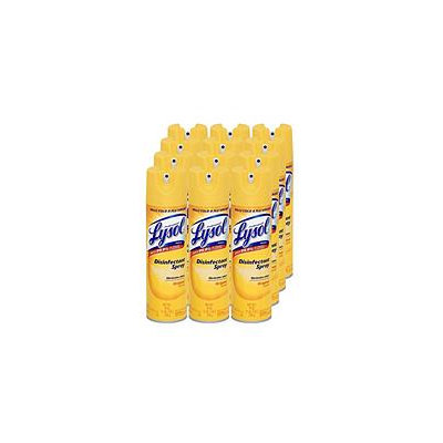 Professional Lysol Disinfectant Spray - 12 pk. - Original