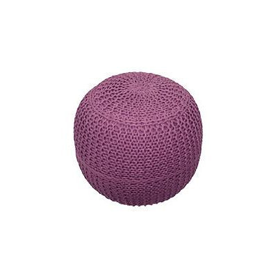 The Pouffe Pouffe - Dark Purple