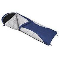 Ridgeway by Kelty 30 Degree Sleeping Bag - Blue and Gray