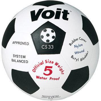 Voit Rubber Soccer Ball - Size 5 (EA)