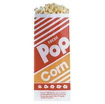 Gold Medal Products Company Gold Medal Products 2053 One-Ounce Popcorn Bags - Box of 1000