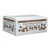 Traverse Bay Fruit Co. Traverse Bay Chocolate Covered Dried Cherries - 4 lb. Box