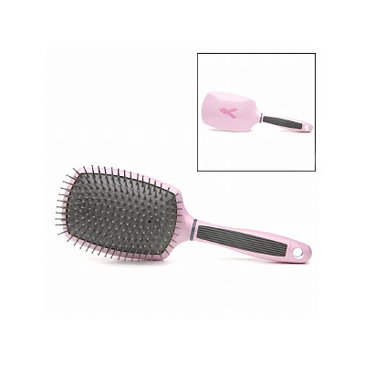 Spornette Paddle Brush with Nylon Tips