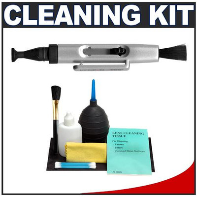 LensPen MiniPro II Lens Cleaning System + Cleaning Kit for Digital Cameras & Video Camcorders