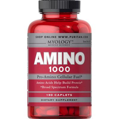 Myology Amino 1000-190 Caplets