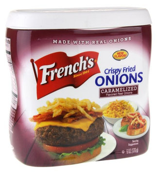 French's® Caramelized Crispy Fried Onions