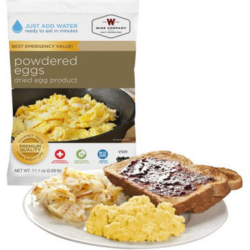 Wise Company Inc Wise Company Powdered Eggs, 11.1 oz