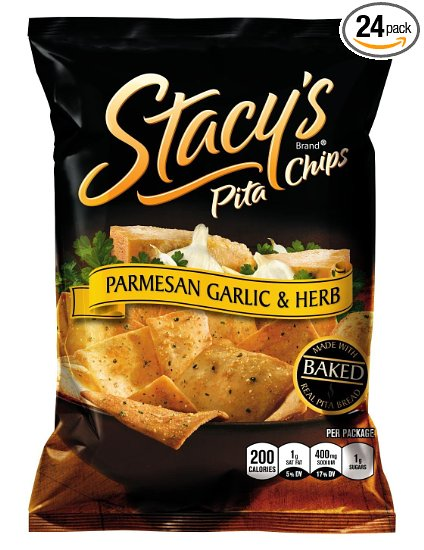 Stacey's Pita Parmesan Chips