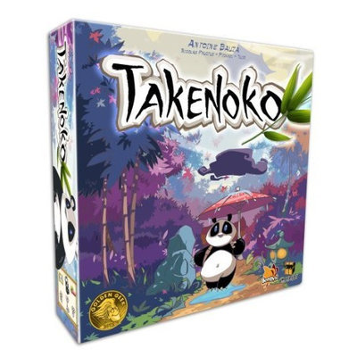 Asmodee Takenoko Board Game