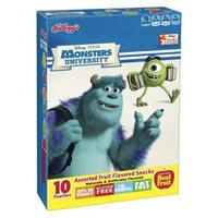 Kellogg's Monsters University Assorted Fruit Snacks 10 ct