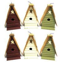 My Amish Goods A-Frame Lap Siding Bird House