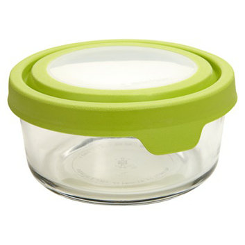 Anchor Hocking Trueseal 2-Cup Storage Container with Lid