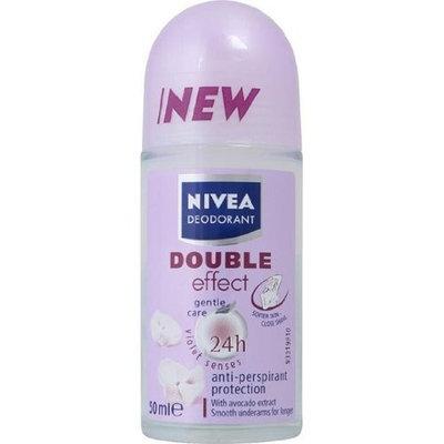 Nivea Deodorant Anti Perispirant Double Effect Roll on for Women 50 Ml