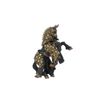 Papo Weapon Master Bull Horse Collectible Museum Quality Figure