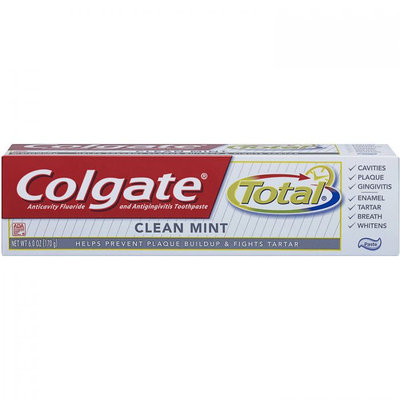 Colgate® Total® CLEAN MINT Toothpaste