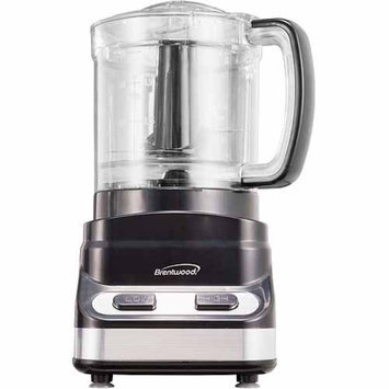 Brentwood FP-547 200W 3Cup Food Processor