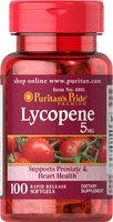 Puritan's Pride 2 Units of Lycopene 5 mg -100-Softgels
