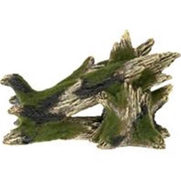 Blue Ribbon Pet Products Exotic Environments Fallen Moss Covered Tree: