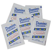 Domino Brand Coffee Creamer Packets